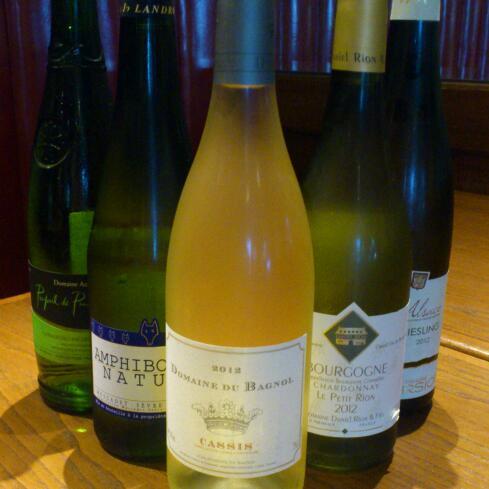 初夏においしいワイン充実しています!